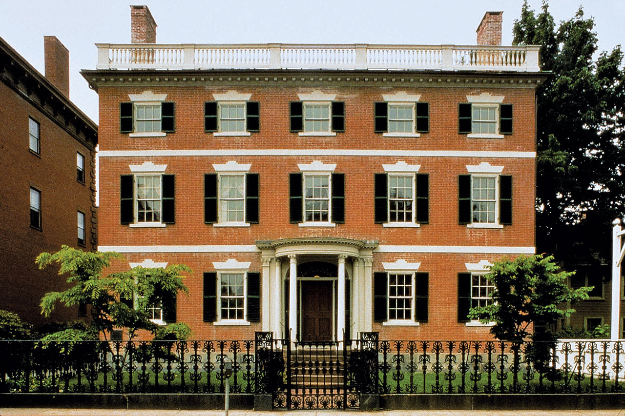 Federal Style Home